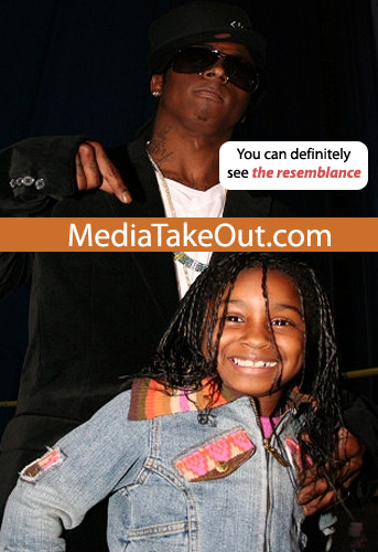 lil wayne and his daughter