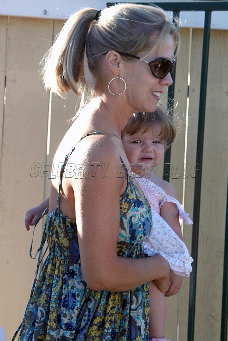 .: Peter Facinelli con su hija Lola en Los Angeles
