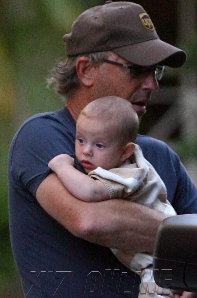 Kevin Costner Son Actor kevin costner, 52,