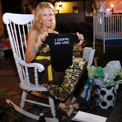 Sheryl Crow Celebrity Baby Showers