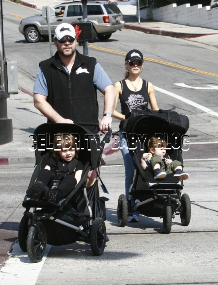 Russell Crowe Children image