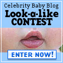 Celebrity Baby Blog Look-a-Like Contest