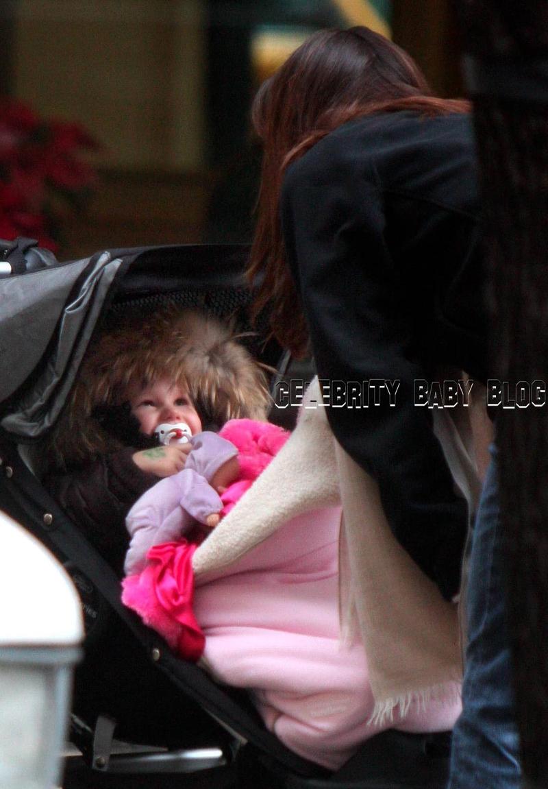 Jennifer Garner And Violet Leave Children S Gym Moms