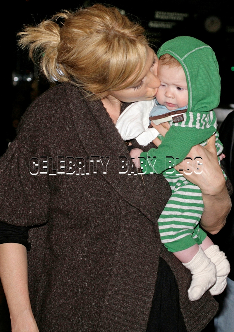 Jenna Elfman And Son Story Leave Lax Moms Amp Babies