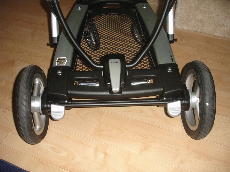 Peg Perego Stroller Replacement Spring : Peg perego skate the stroller to end all strollers