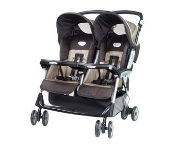 Peg Perego Aria Twin 60-40: I could sing an aria about it!! – Moms ...