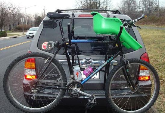 Bike Racks For Suv on our bike rack onour suv