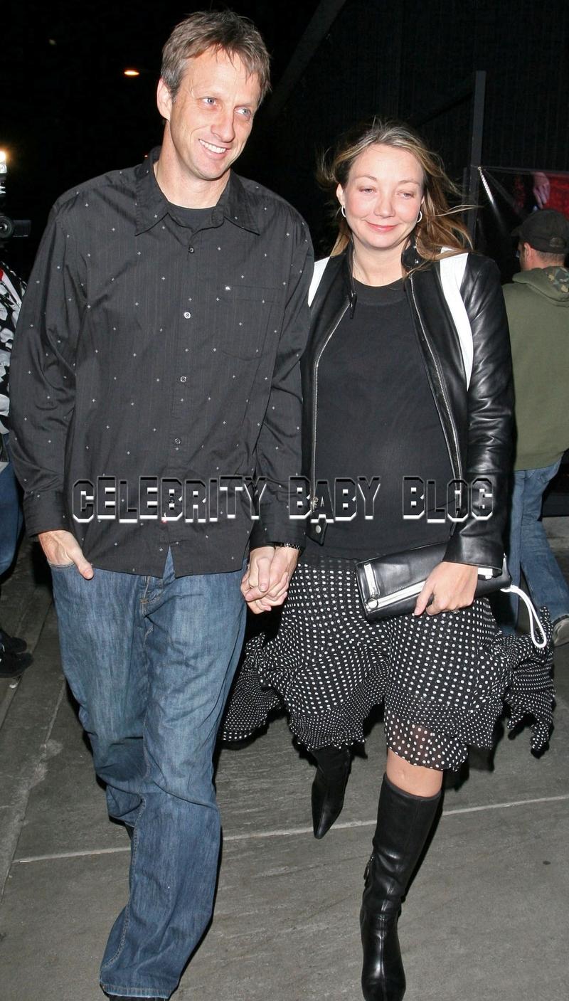 Tony Hawk And Wife Lhotse Celebrate Valentine S Day Moms
