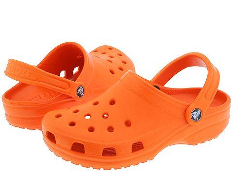 Crocs_orange