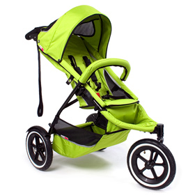 Giggle_sport_buggy_green