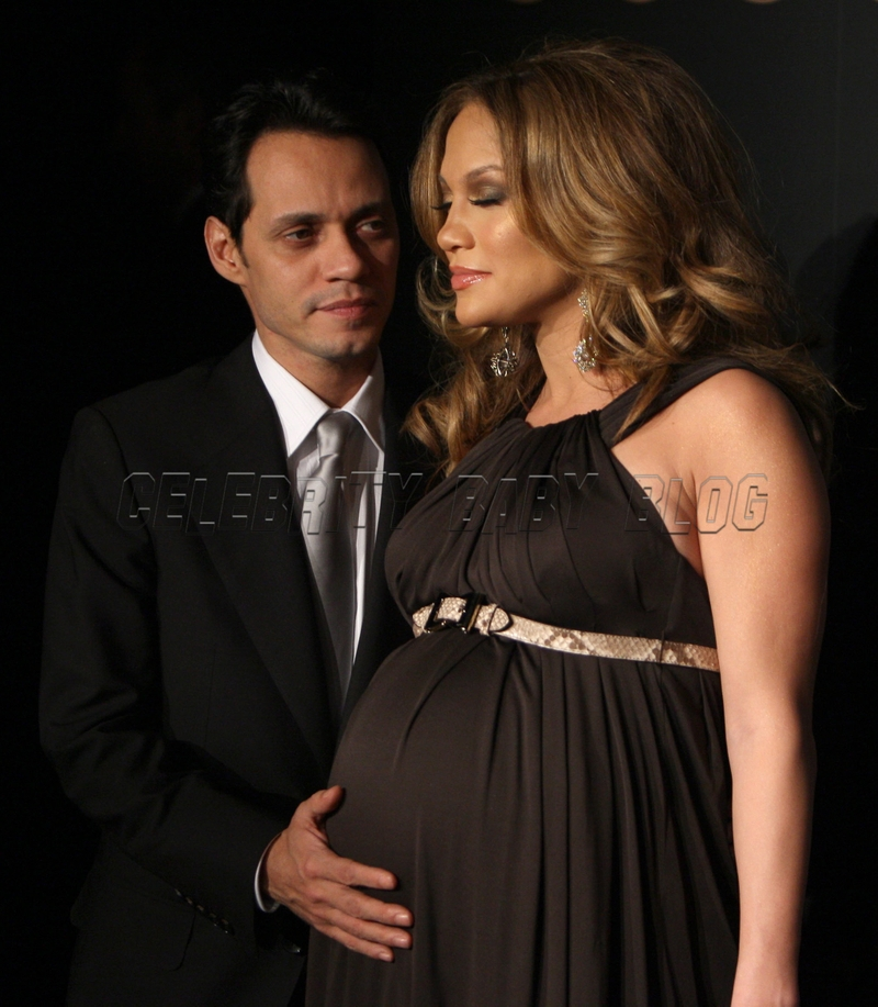 Jennifer Lopez and Marc Anthony attend UNICEF benefit ...