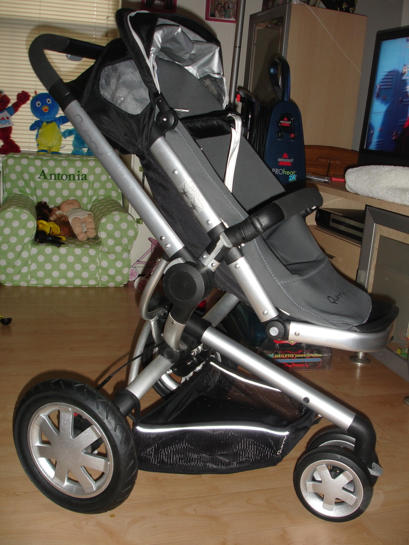 Quinny Buzz: The buzz is in, this stroller rocks - Moms ...
