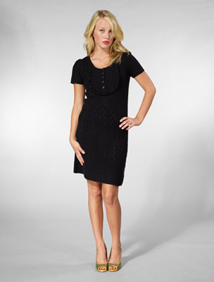 Juicyblackknitdress