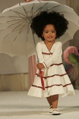 Hollywood hosts the quot sweet petite and tiny treats quot children s fashion