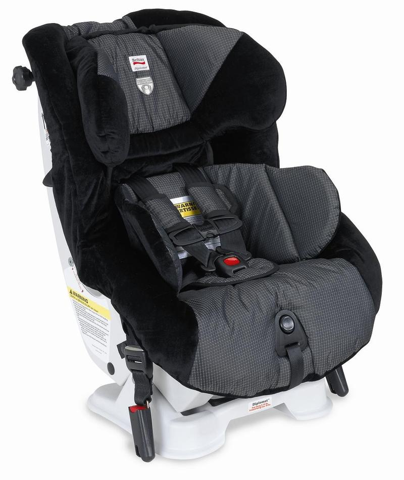 Britax Diplomat Compact Convertible Car Seat