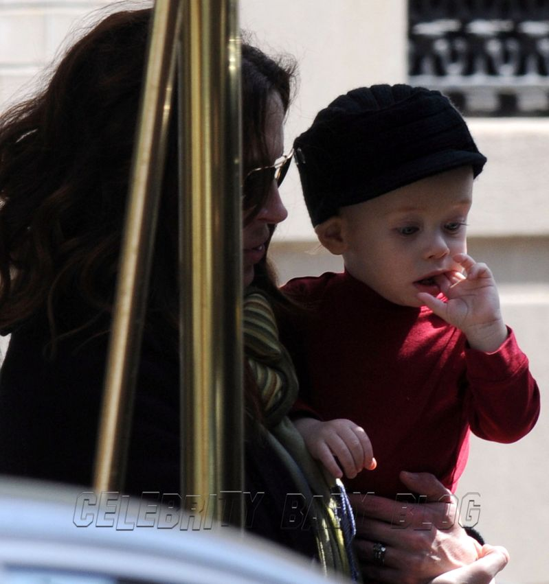 Julia Roberts and Henry out in NYC