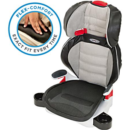 Graco AirBooster: More car seat cushy for your big kid\'s tushie ...