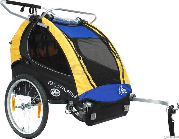 burley d 39 lite a positively delightful ride moms. Black Bedroom Furniture Sets. Home Design Ideas