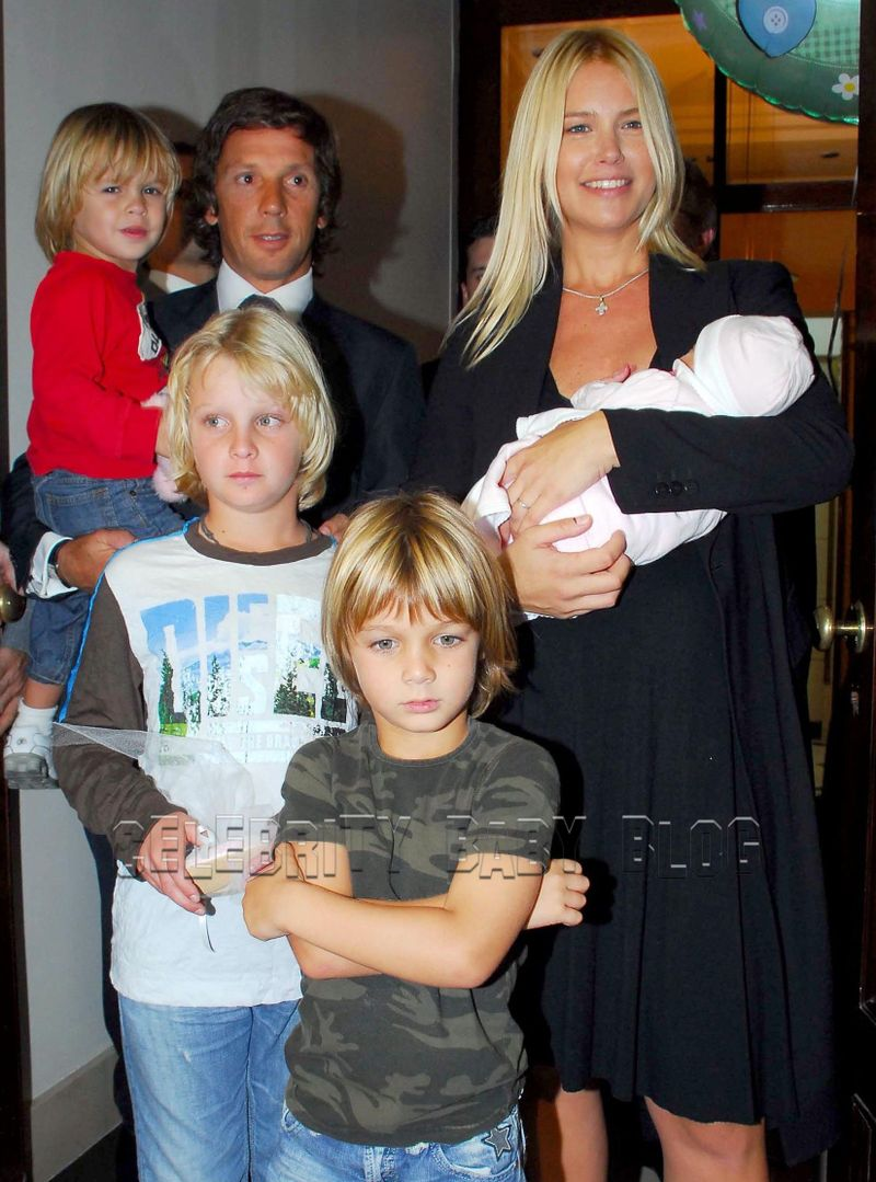update valeria mazza gives birth to fourth child and