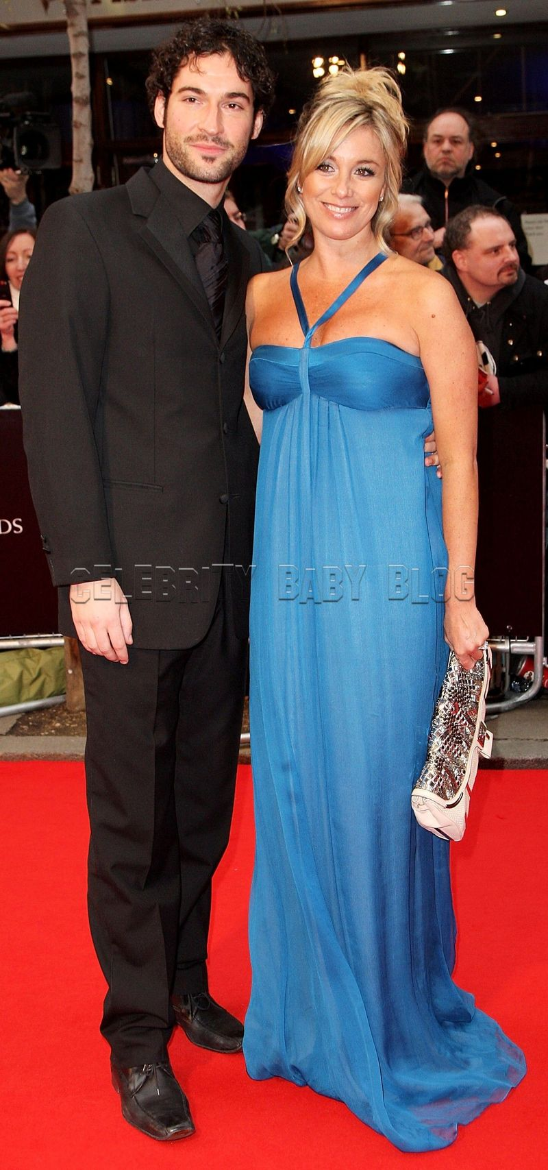 Tamzin Outhwaite and T...