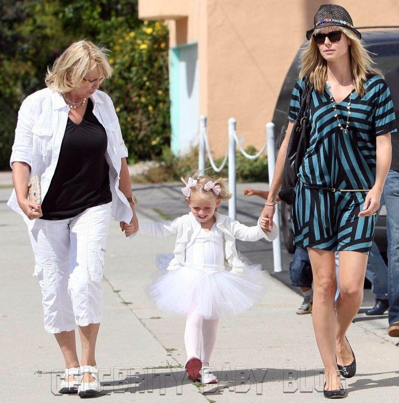 Heidi Klum, Leni, Henr...