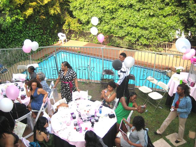 Baby Shower Pool Party Ideas swimming pool outdoor baby shower decoration Seanpatrickthomas5_cbb