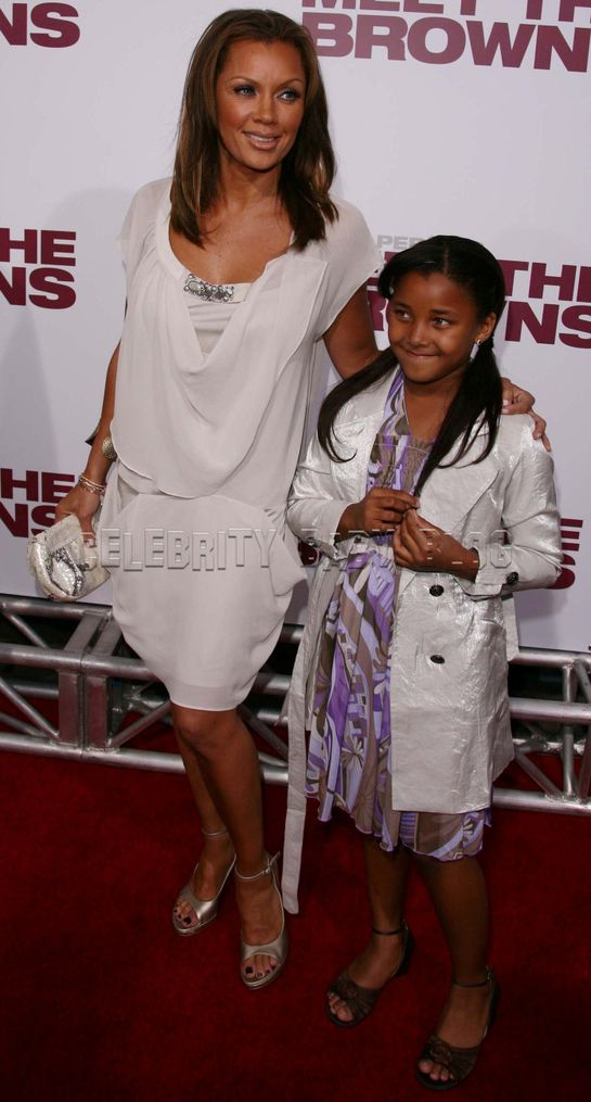 vanessa williams children