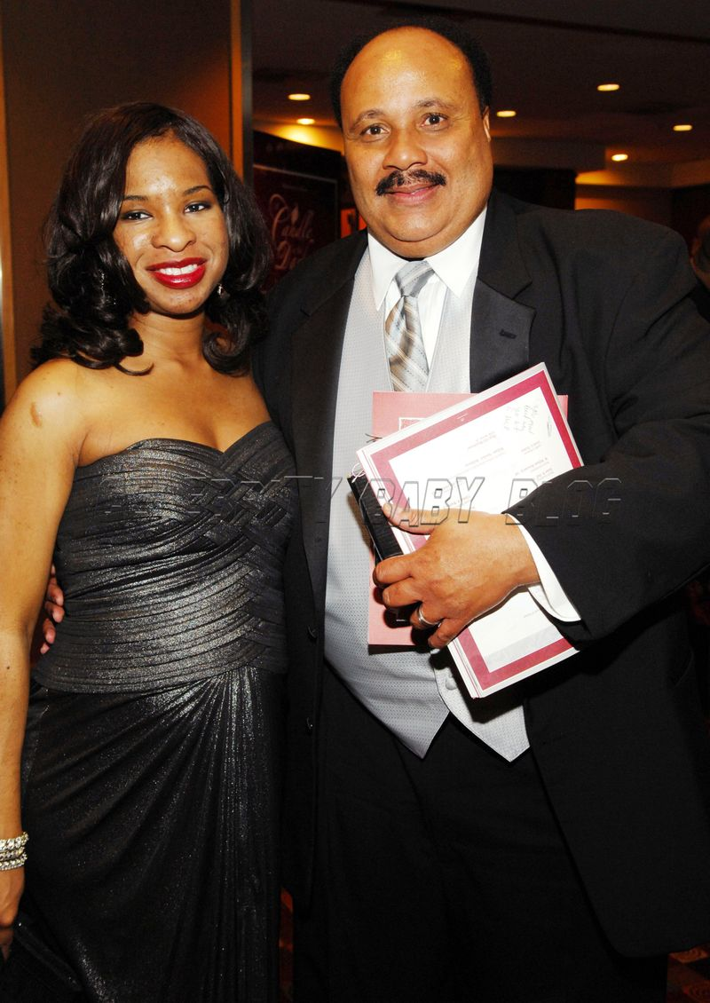 Martin Luther King Iii Wife