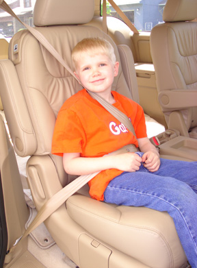 Don T Move Kids To A Booster Seat Too Soon A Refresher