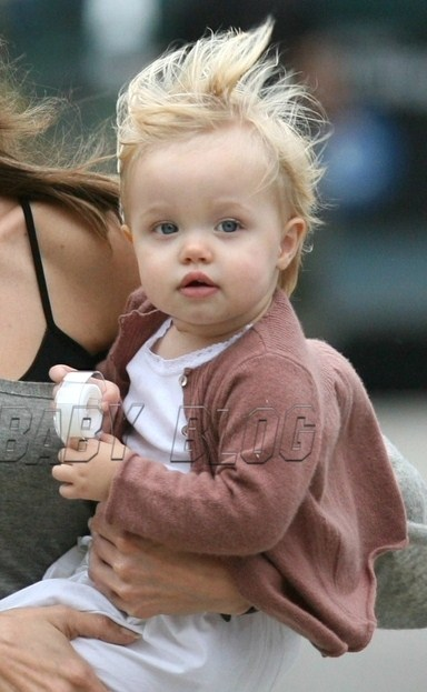 Celebrating Celebrity Baby Birthdays — Shiloh Nouvel Jolie-Pitt
