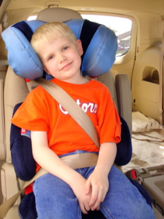 Car Seat Safety When Is It Safe To Use A Booster Seat Or