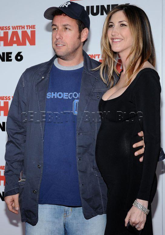Sadie Sandler breaks pregnancy news to dad | PEOPLE com