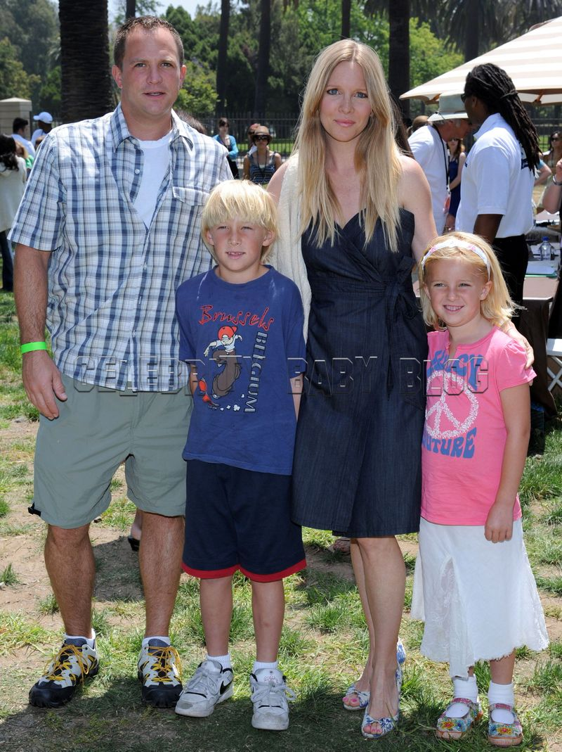 Lauralee Bell and husband
