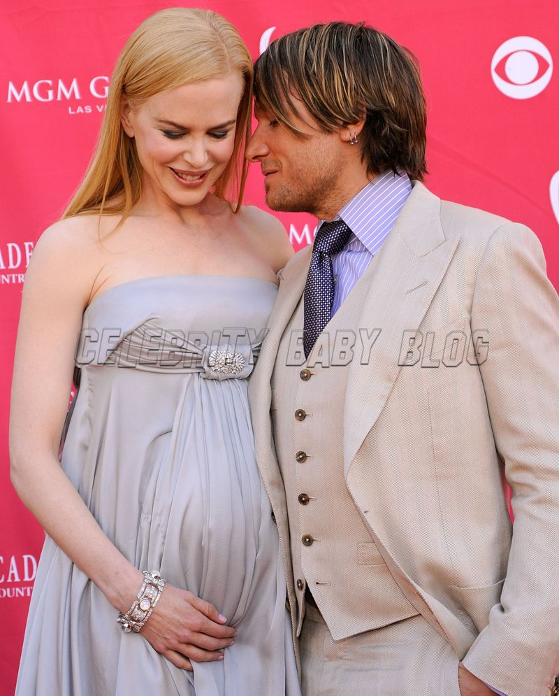Nicole Kidman and Keith Urban welcome daughter Sunday Rose Moms