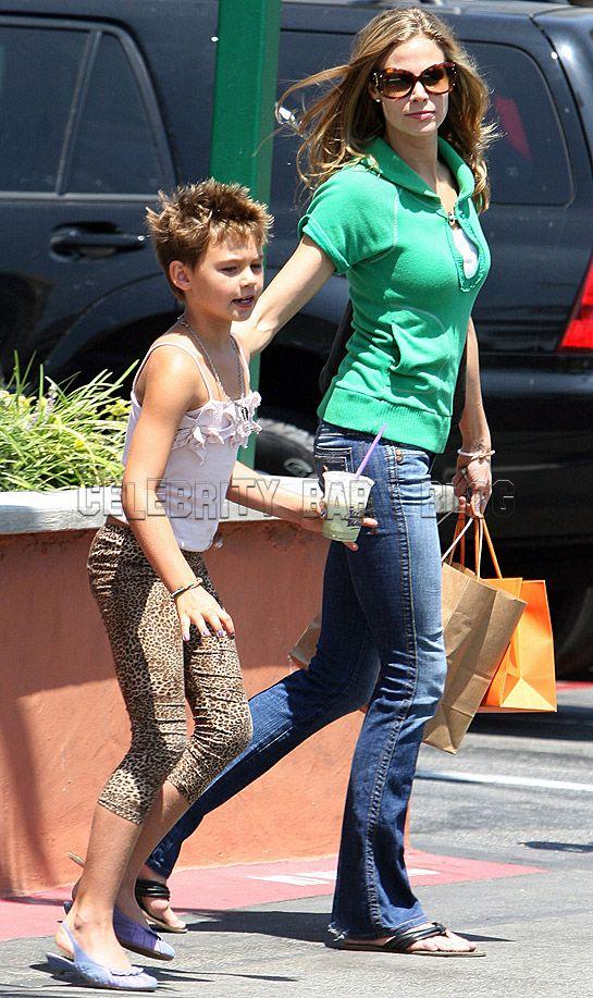 Brooke Burns' Daughter Madison is a Hip Kid – Moms ...