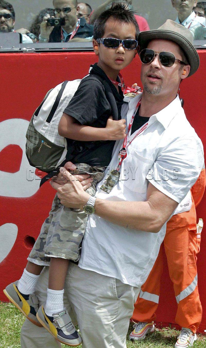 Maddox jolie pitt celebrity babies people
