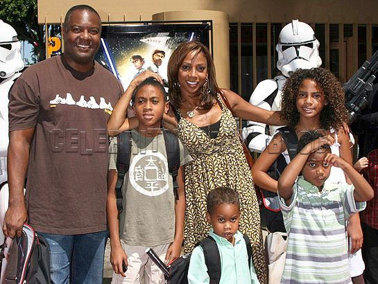 Holly robinson peete cbbjpg Holly Robinson Peete Family