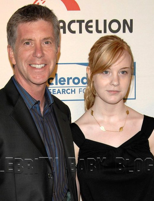 "Tom Bergeron Calls Daughters the ""Lights of His Life ..."