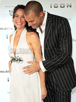 Nigel Barker Wife Ethnicity Nigel and Crist...