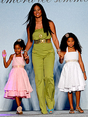kimora lee simmons kids pictures. Kimora Lee Simmons and