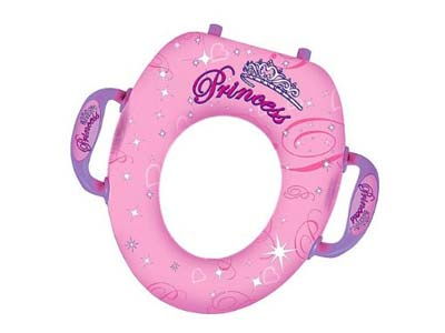 Merveilleux Munchkin Deluxe Potty Seat: A Potty Seat Fit For A Princess