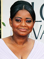 Golden Globe Winner Octavia Spencer Picks her Favorite Bridesmaids Star