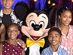 The Black-ish Cast Goes to Disney World! But Who's Afraid of Roller Coasters?
