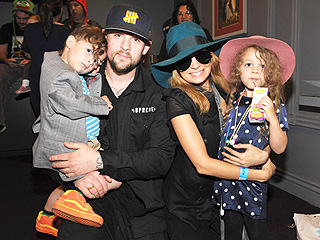 Nicole Richie & Joel Madden's 'Normal' Weekend with the Kids | Joel Madden, Nicole Richie