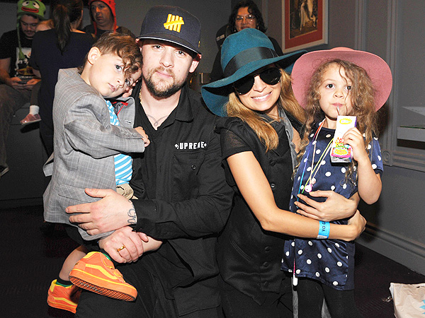 Nicole Richie & Joel Madden's 'Normal' Weekend with the Kids