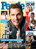 Matthew McConaughey: The Time of My Life!