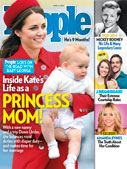 Inside Kate's Life as a Princess Mom