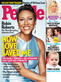 Robin Roberts: How Loved Saved Me