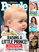 George Turns 1: Raising a Little Prince!