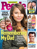 Bindi Irwin: Remembering My Dad